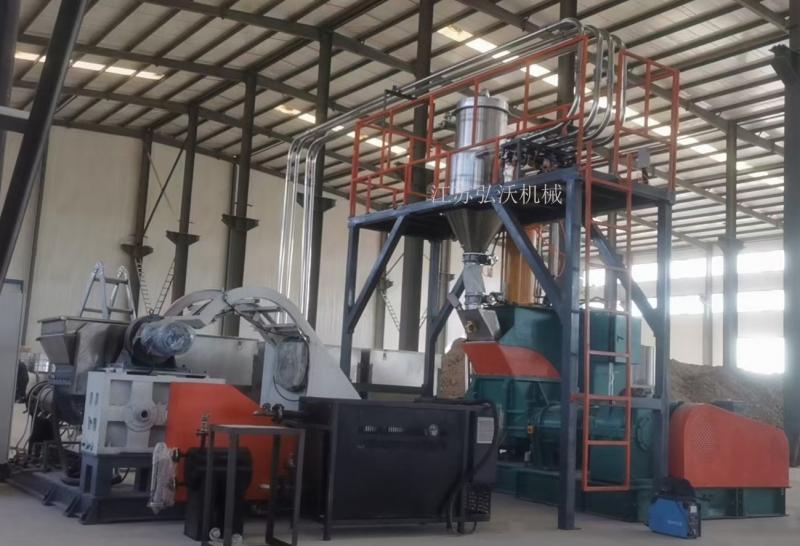 密炼机自动配料系统